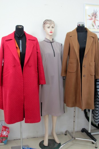 European style and deel clothes